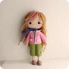 winter girl   Flickr - Photo Sharing!