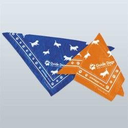Guide Dogs Queensland Supporter Bandana