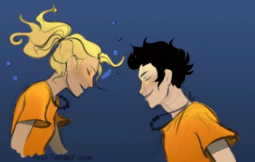 Oh. My. Goodness!!! It's in color!! Percabeth