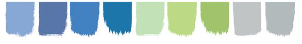 Colores de pintura de pared de Designers Guild, expertos en color.