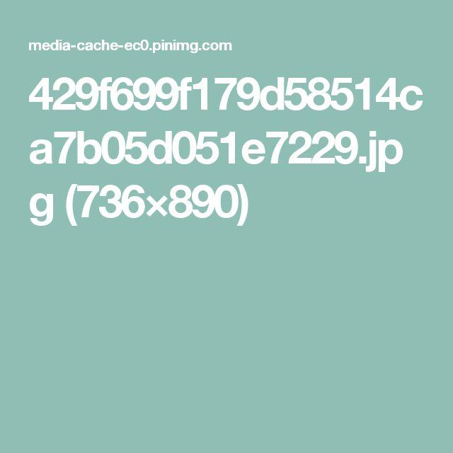 429f699f179d58514ca7b05d051e7229.jpg (736×890)