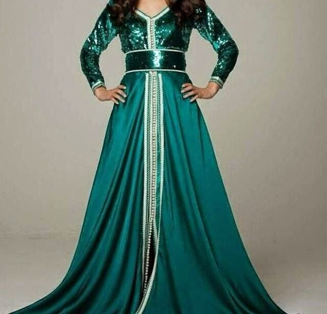 30 best images about caftan on pinterest classy turbans for Caftan avec satin de chaise