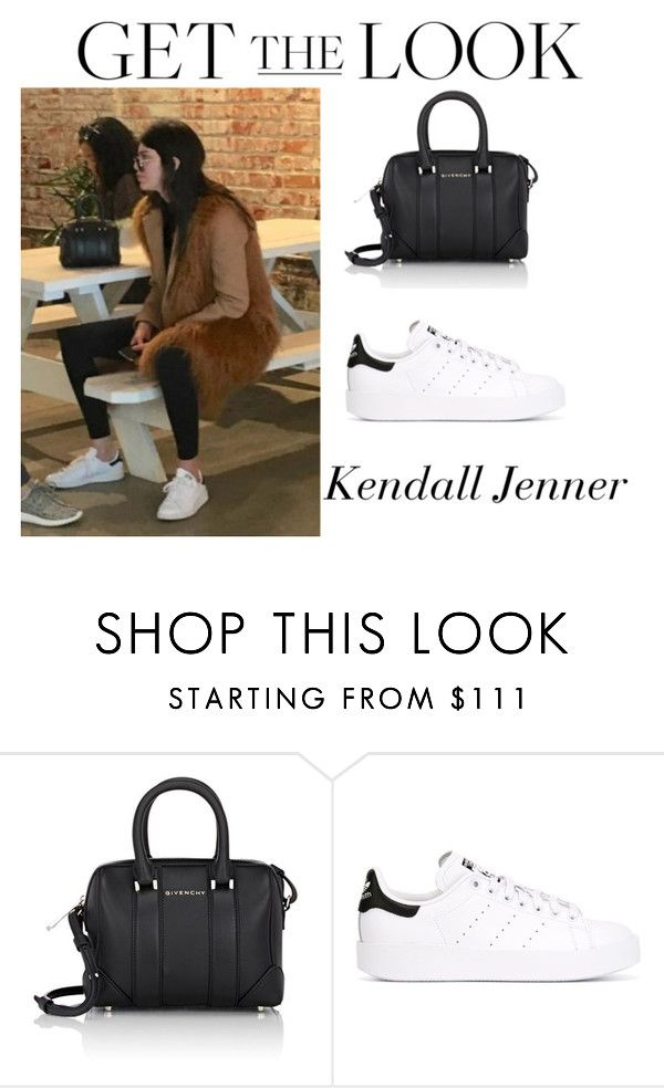 """Kendall Jenner Backyard Bowls February 2016"" by valensmilerstyle ❤ liked on Polyvore featuring Givenchy, adidas Originals, women's clothing, women, female, woman, misses and juniors"