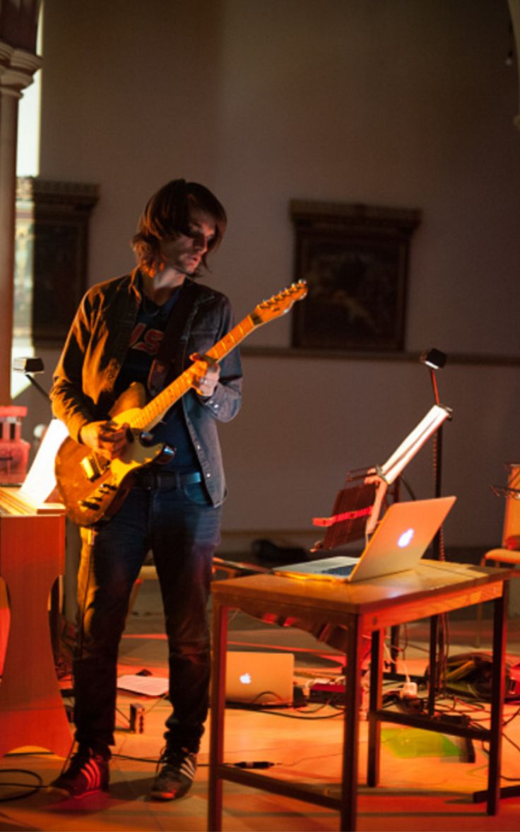 Jonny Greenwood & London Contemporary Orchestra Soloists Perform In Oxford