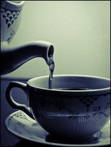 Herbata chroni zęby… Zobacz dlaczego --->