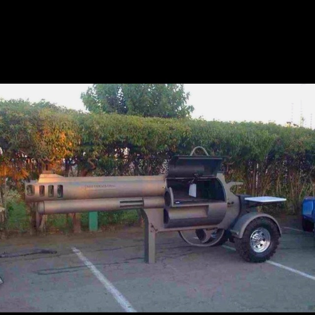 Revolver grill and smoker!   smoker grills   Pinterest   Smokers and Revolvers
