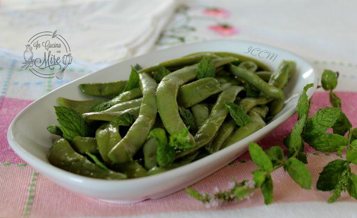 Fagiolini+verdi+in+insalata