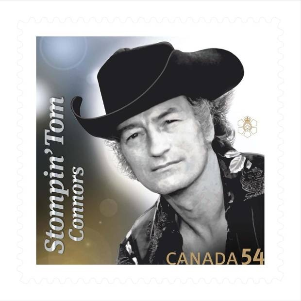 In pictures: The life of Canadian music icon Stompin' Tom Connors - The Globe and Mail