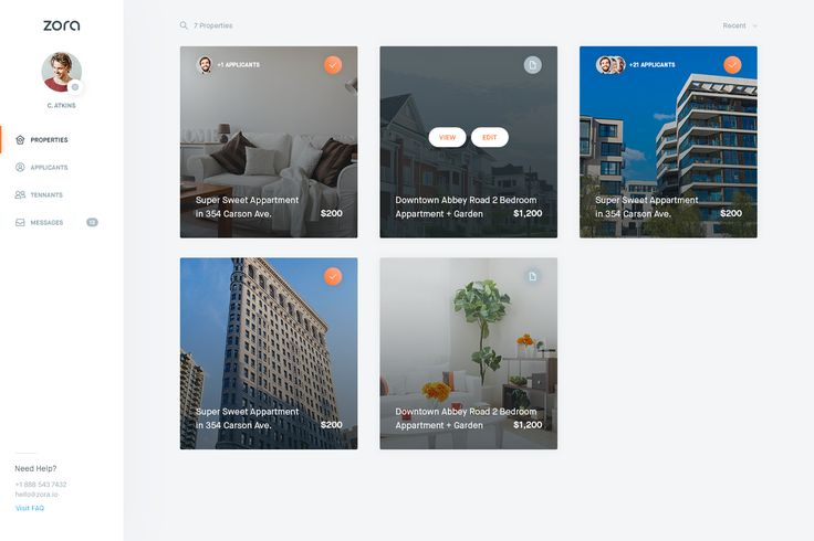 Zora - Like an Airbnb, but redesigned