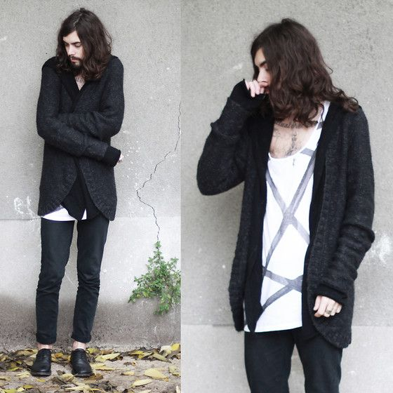 H divided grey part 2 (by Tony Stone) http://lookbook.nu/look/4160546-H-M-divided-grey-part-2