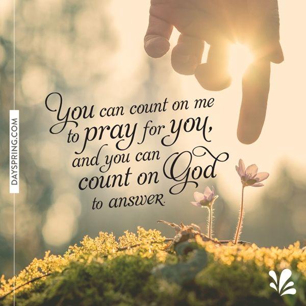 Count On God | Ecards | DaySpring