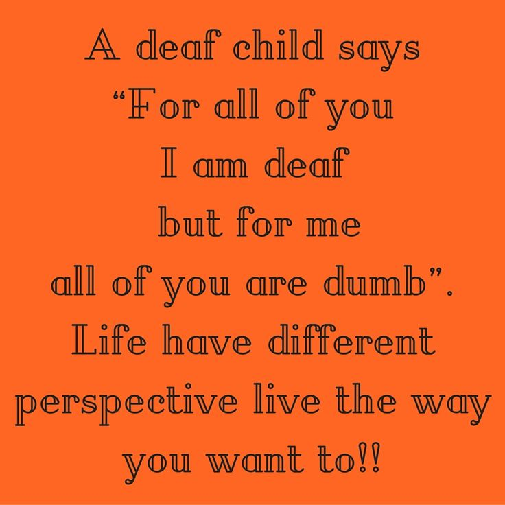 for a deaf son At the texas school for the deaf we have spent over a century leading the cause  of deaf  move forward to 1999, our son, travis was born, also deaf finally.