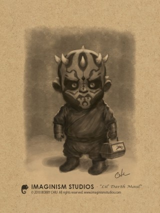 Baby Darth MaulFan Art, Post Baby, Lil Darth, Mist Maul, To Kim, Star Wars, Fans Art, Starwars, Funny Stars Wars