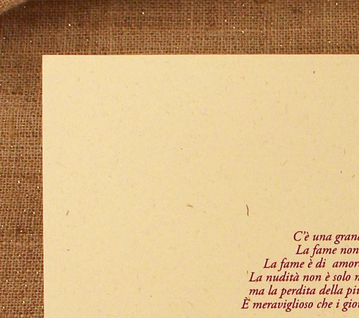 #setnozze #nozze #invitonozze #cartoncino #ecologico #partecipazioni #alga #italian #wedding