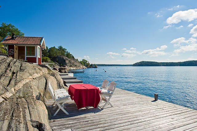 Cottage of the Week: Sweden - Home Bunch – Interior Design Ideas