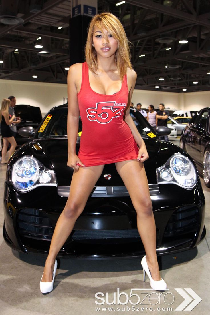Car Show Booth Babes