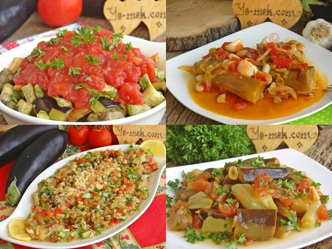 Etsiz Patlıcan Yemekleri nasıl yapılır? Kolayca yapacağınız Etsiz Patlıcan Yemekleri tarifini adım adım RESİMLİ olarak anlattık. Eminiz ki Etsiz Patlıcan Yemekl