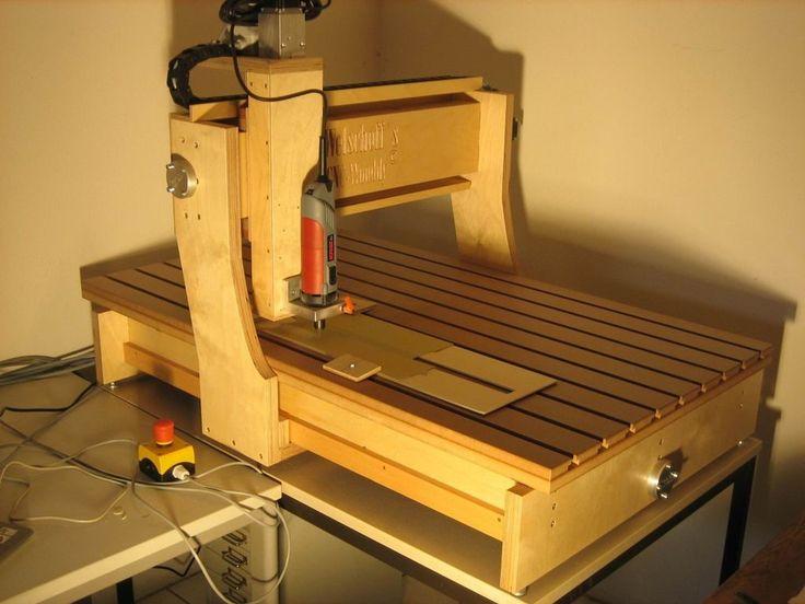 29 best homemade cnc wood machines images on pinterest. Black Bedroom Furniture Sets. Home Design Ideas