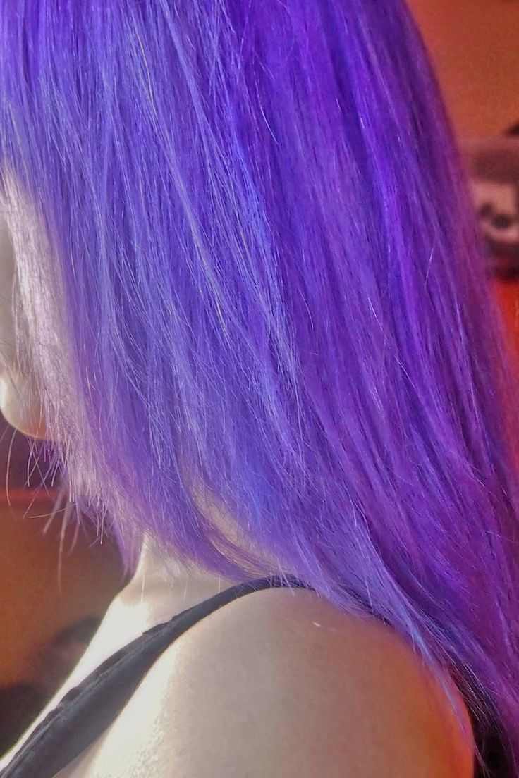 Good morning purple - Directions violet review