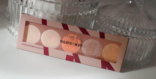 Glow kit de L'oréal , Un esprit de fete !