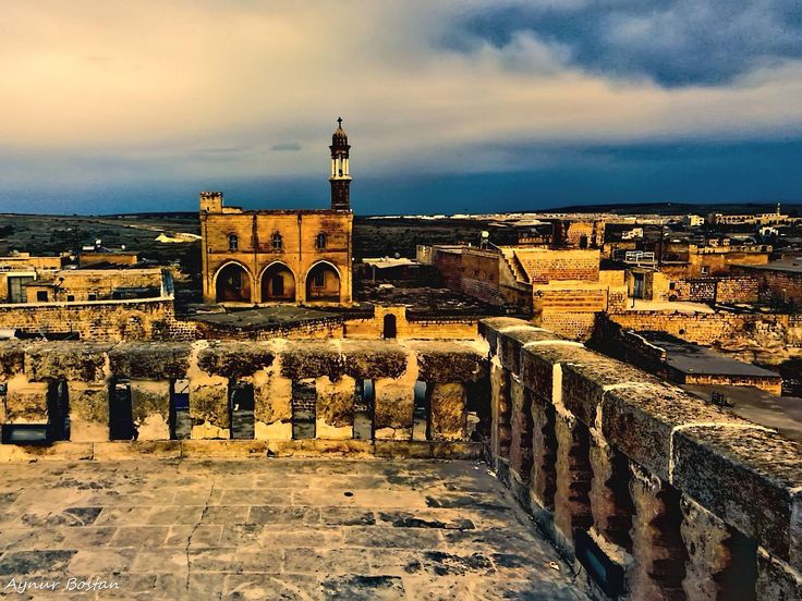 Mardin'den…  Aynur Bostan