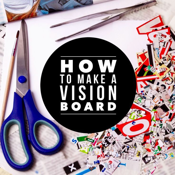 A vision board represents your hopes, dreams and goals for your life, and helps you envision and create your future. Ready to create a vision board? Here's...
