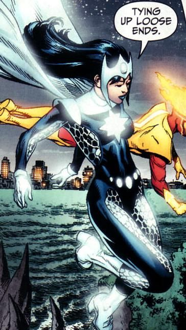 dc comics enchantress | Scarlett Witch vs Doctor Light