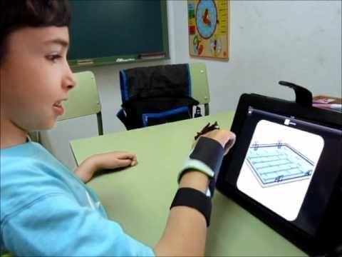 Ipad como comunicador dinámico, sistema alternativo de comunicación