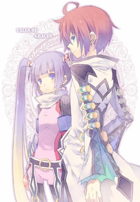 Asbel and Sophie Tales of Graces