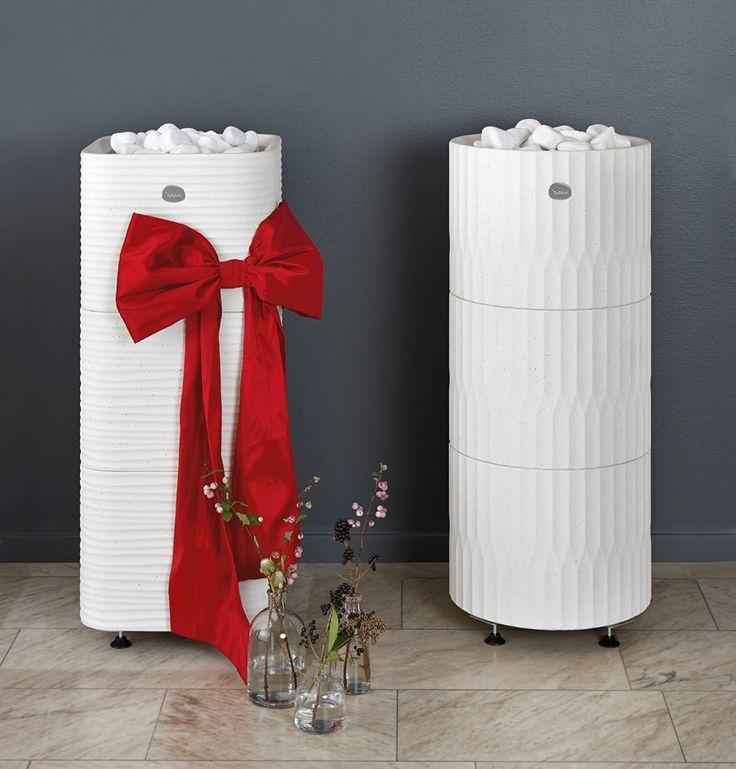 Tulikivi sauna electrical stove http://www.tulikivi.fi/tuotteet/Sahkokiukaat