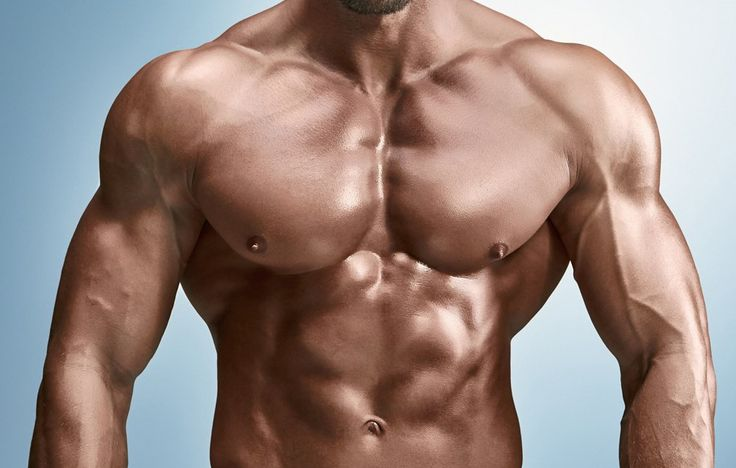 Your pecs will feel as if they're about to pop out of your shirt by the time…