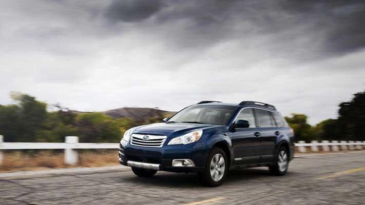 2010 Subaru Outback 2.5i