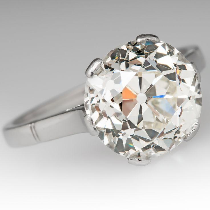 Best 25+ European Cut Diamonds Ideas On Pinterest