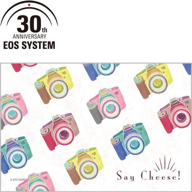 EOSデザインのカワイイカードがダウンロードフリーでご使用頂けます! ( ∩ˇωˇ∩) ♡お友達やご家族、大事な人にメッセージを送ってみませんか〜?➡️https://goo.gl/itD6dt   #EOS #一眼レフ #カメラ #メッセージカード #カラフル  #デザイン #記念 Canon EOS 30th✨Canon Creative Park 20th✨Anniversary