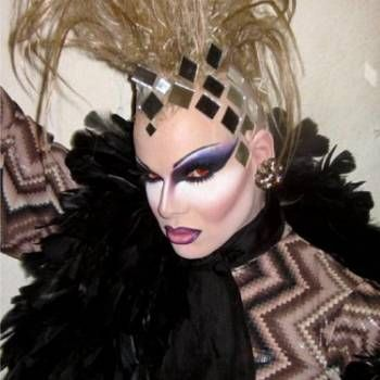 Famous #Drag #Queens - Follow Us! Pinterest.com/Ranker #dragqueen #RuPaul #dragrace