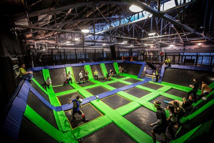 The Most Epic Indoor Playground In San Francisco Will Bring Out The Kid In Everyone Couples City Best Cities Indoor Playground
