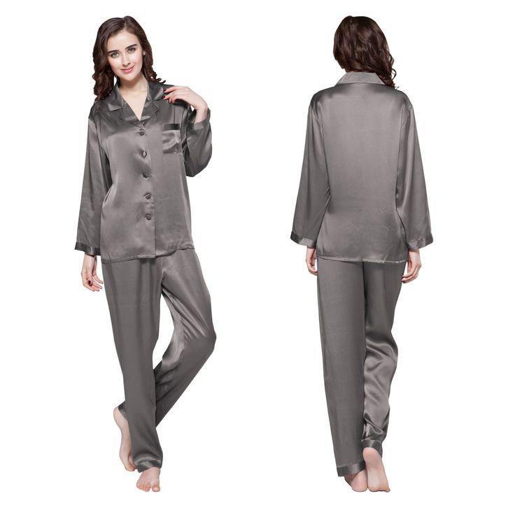 Super Les 25 meilleures idées de la catégorie Pyjama en soie pour les  YM02