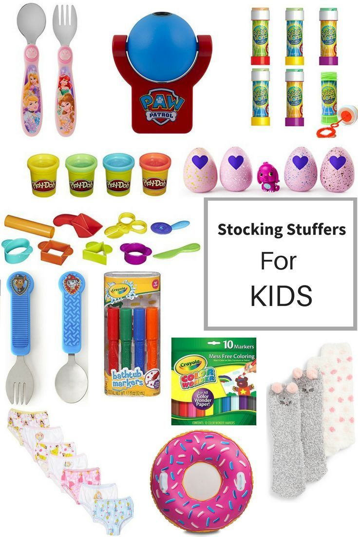 Stocking Stuffers For Kids With Before Christmas Delivery! | Utensils | Play-Doh | Hatchimals | Sleds | Markers | Bath Toys | Socks | Bubbles | Night Light