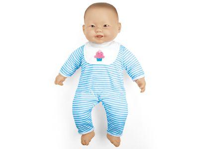 Huggable & Washable Big Baby Doll - Asian at Lakeshore Learning
