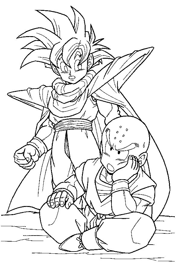 74 dragon ball z printable coloring pages for kids find on coloring book thousands of coloring pages