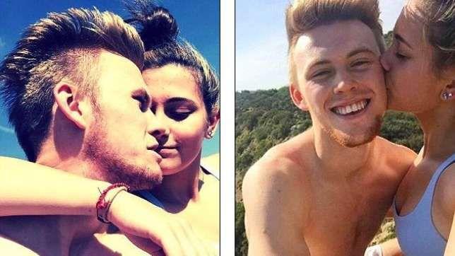 Paris Jackson gets intimate with boyfriend Chester Castellaw