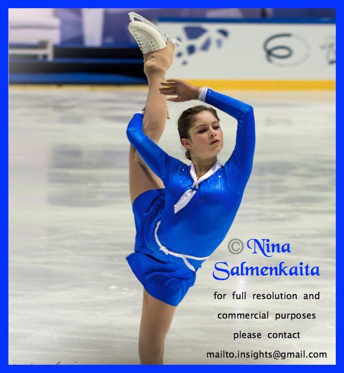 Julia Lipnitskaja RUS at Finlandia Trophy 2015