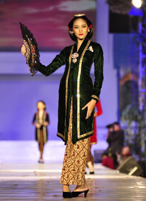 Javanese traditional clothes