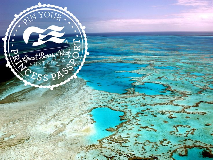I just pinned the Great Barrier Reef as my dream destination for the Pin Your Princess Passport Giveaway. I can't wait to cruise to the Caribbean if I win! http://woobox.com/h7ue3k #PrincessPassportSweepsEntry