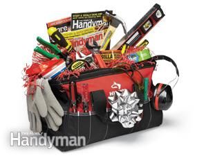 #FathersDay Gift Guide: If the dad in your life is a self-proclaimed handyman, peruse our guide to find the best gifts for him. http://www.familyhandyman.com/tools/2012-holiday-gift-guide/view-all