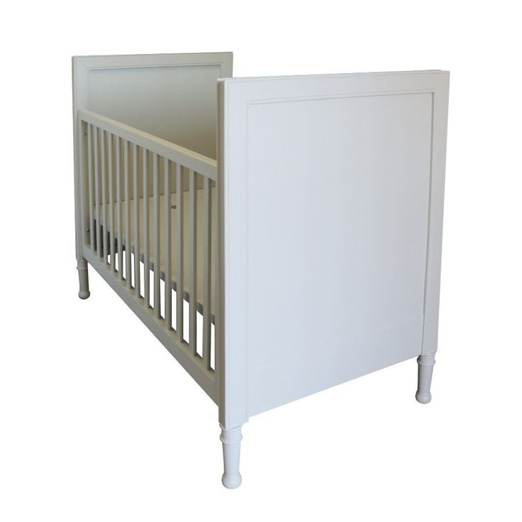 Hand-crafted Woodlands Cot