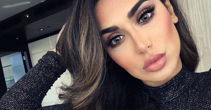 Huda Kattan of Huda Beauty Shares Her #Filtered Routine Teen Vogue