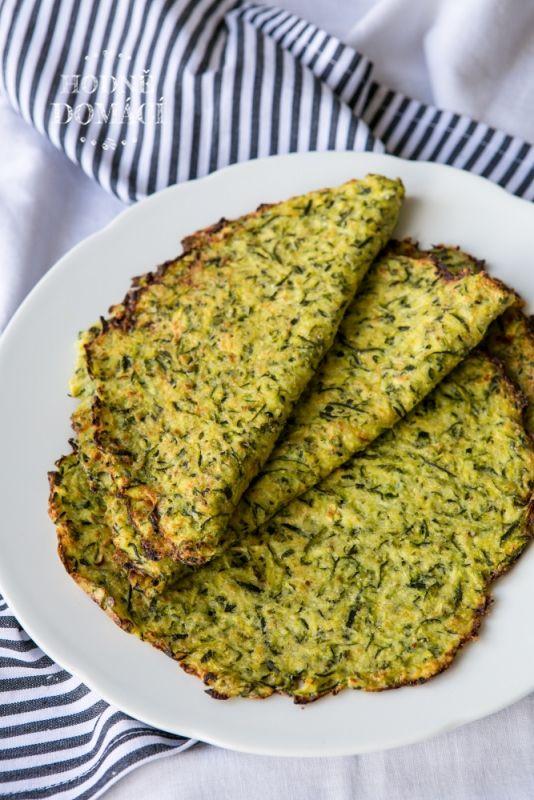 Cuketové tortilly | Hodně domácí