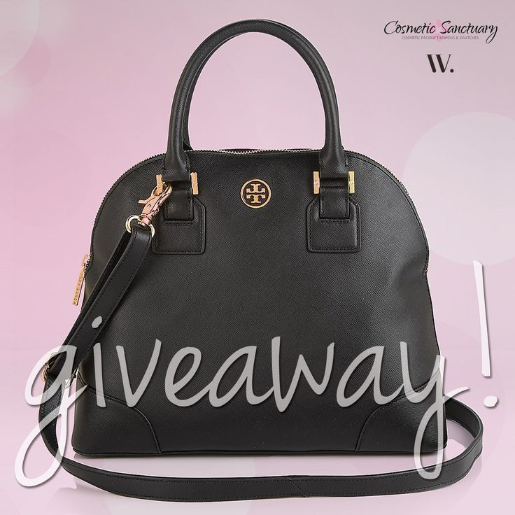 Enter to win a Tory Burch Robinson Satchel filled with Lisa's favorite Wantable products from the fall collection! Hurry, this giveaway ends xx/14 at 12 CST.