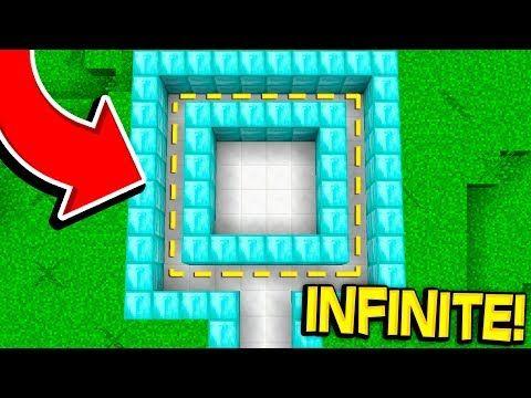 IMPOSSIBLE INFINITE MINECRAFT MAZE! - YouTube | Minecraft